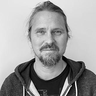 Bild på Johan Forsmark