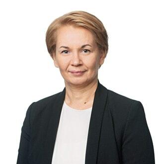 Kuva henkilöstä Kirsi Viitaniemi