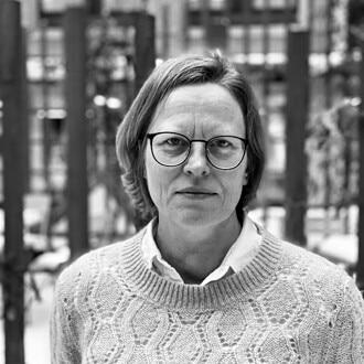 Bild på Martina Engsjö Lindgren