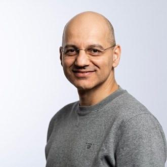 Picture of Farzin Amirbeigi