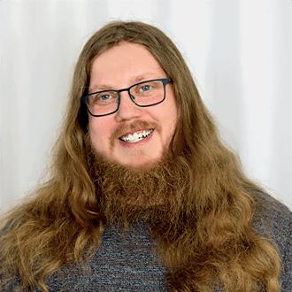 Bild på Martin Åberg