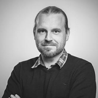 Bild på Mattias Holmberg