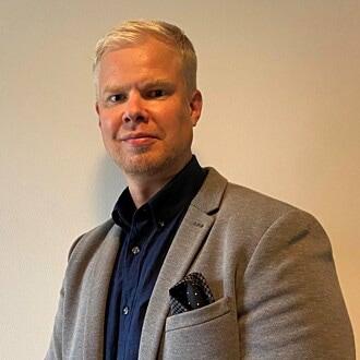Kuva henkilöstä Jussi Evinsalo