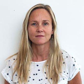 Bild på Sandra Nordström