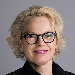 Bild på Kristina Holmqvist