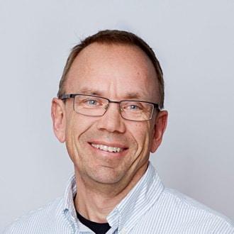 Bild på Göran Rönnbäck