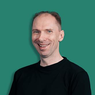 Bild på Lars-Erik Svensson