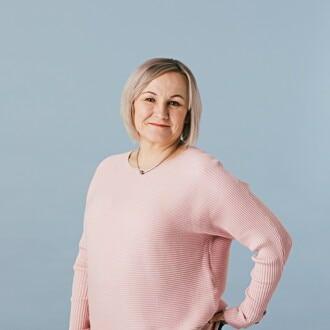 Kuva henkilöstä Katja Vesterelve