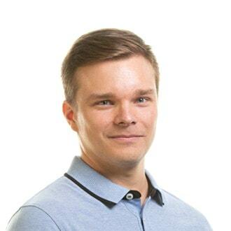 Kuva henkilöstä Janne Kaukua