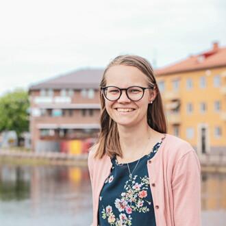Bild på Sandra Östlund