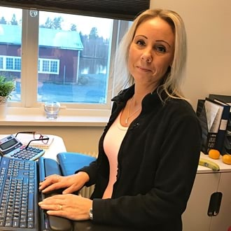 Bild på Sandra Ögren