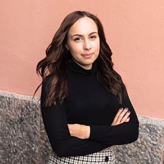 Kuva henkilöstä Heli Parkkinen