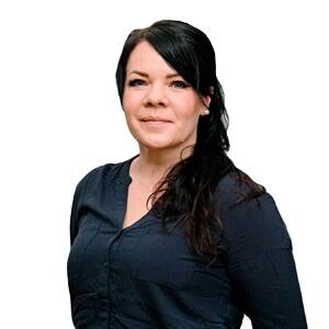 Kuva henkilöstä Annika Hepo-oja
