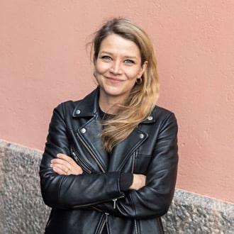 Kuva henkilöstä Hanna Vartiainen