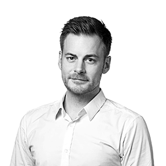 Picture of Rasmus Stage Sørensen