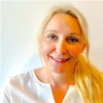 Bild på Anette Johansson