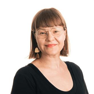 Kuva henkilöstä Titta Vilpa