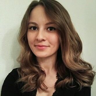 Kuva henkilöstä Marika Pousi