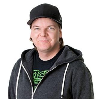 Bild på Jonas Stjernström
