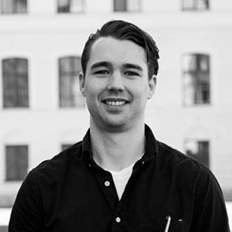 Picture of Mathias Fernström