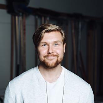 Bild på Joakim Sjöholm
