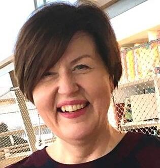 Kuva henkilöstä Maija Rasinkangas