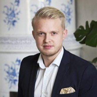Bild på David Töyrylä