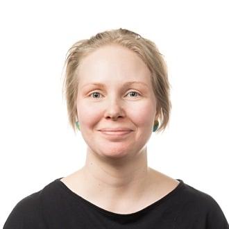 Kuva henkilöstä Hanna Solmu