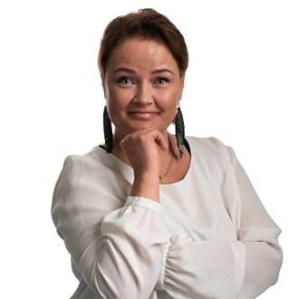 Kuva henkilöstä Katariina Laanikari
