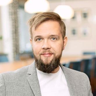 Bild på Thomas Sandén