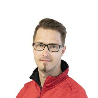Kuva henkilöstä Markus Halme