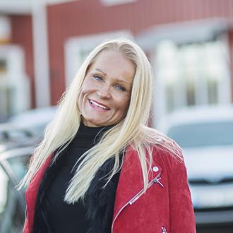 Bild på Anne Hellström