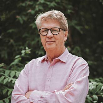 Bild på Ulf Gustavsson