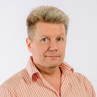 Kuva henkilöstä Jari Mäkelä