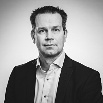 Bild på Patrik Sörqvist