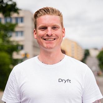 Bild på Daniel Lindgren