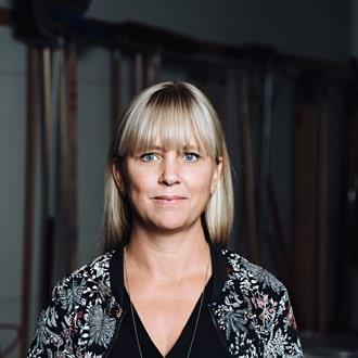 Bild på Annika Carlqvist