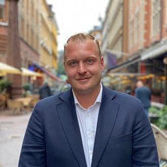Bild på Willy Löfström