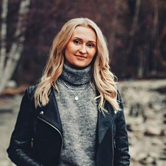 Kuva henkilöstä Johanna Vierikko