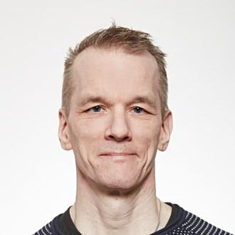 Bild på Jonas Hansson