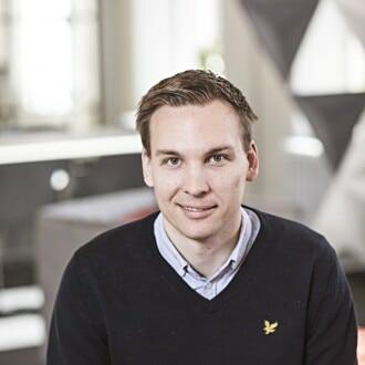 Bild på Henrik Sjöstrand