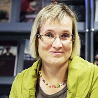 Kuva henkilöstä Heini Mölsä