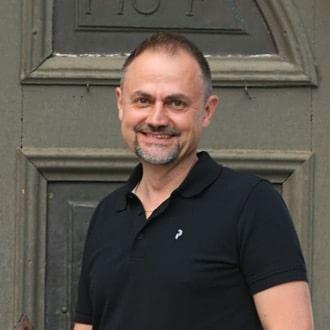 Bild på Mats Holmberg