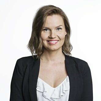 Kuva henkilöstä Kirsi Haavisto
