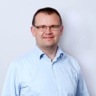 Bild på Sven Hagström