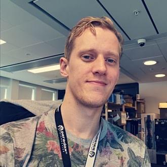 Picture of Marcus Bose Holmqvist