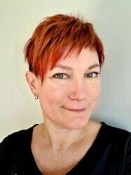 Kuva henkilöstä Johanna Rinne
