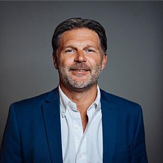 Bild på Mathias Ekström
