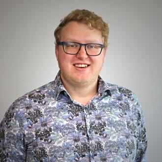 Bild på Johan Mäki