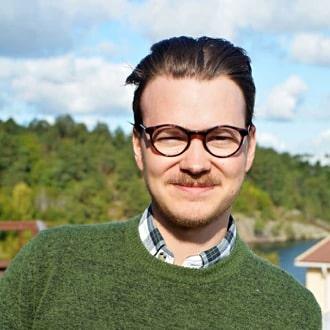 Bild på Jocke Lindgren